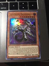 Yugioh Doomking Balerdroch SR07-EN001