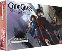 ★Code Geass ★Intégrale des 2 Saisons - Edition Collector Limitée (12 DVD)