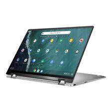 Asus C434TA-AI0080 14 Inch Chromebook Core M3 4GB RAM 128GB eMMC Silver