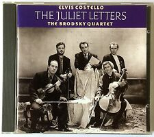 Elvis Costello and The Brodsky Quartet - The Juliet Letters  - CD