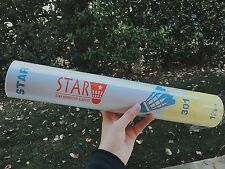 Star 301 Darke Feather Birdies Shuttlecocks Badminton Balls 12pcs