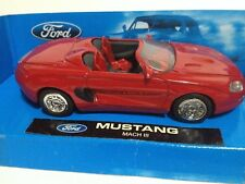 1/43 FORD MUSTANG MACH III NEW RAY DIECAST