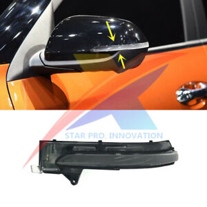 🔥 For Kia Seltos 2020-2022 Left Side LED Rearview Mirror Signal light Replace