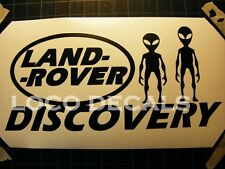 Land Rover Discovery Range Rover DECAL STICKER