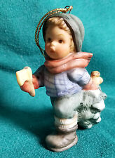 "Goebel Hummel ""Fresh Christmas Tree"" Porcelain Christmas Ornament"
