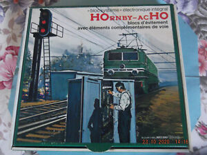 HORNBY HO Bloc Système Electronique Intégral neuf en BO ref 7702