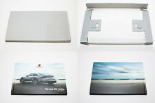 Porsche The New 911 Turbo 991 Hardcover Promo Brochure Book Limited Edition MINT