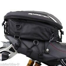 Sacoche de selle / Sac à Dos Bagster SPIDER Moto Scooter 15>23 litres Noir 4899