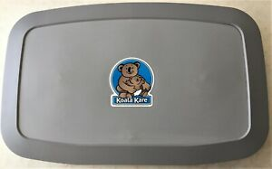 Koala Kare KB200-01 Restroom Bathroom Baby Changing Table Grey Brand New No Box