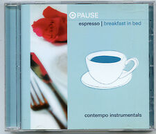ESPRESSO BREAKFAST IN BED CONTEMPO INSTRUMENTALS CD 2007 Play And Pause