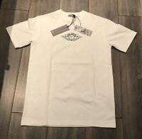 Brand New Air Dior White T Shirt Size XXS Made In Italy