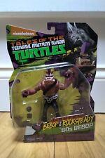 TMNT Wanted Bebop & Rocksteady 80s BEBOP Figure Teenage Mutant Ninja Turtles