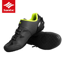 SANTIC Cycling Road Bicycle Shoes Lockless Wear-resistant Non-slip RB Flat Shoes