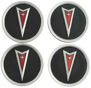 Reproduction Wheel Center Cap Set With Locking Rings 2004-2006 Pontiac GTO