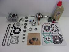 Kurbelwelle Zylinder Motor Lager Filter Dichtsatz Simmerringe Yamaha WR YZFR 125