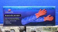 "CoraLife Aqua Gloves - 28"" Total Length - for Handling Corals, Live Rock, Etc."