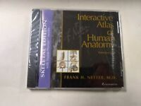 NEW - Interactive Atlas Of Human Anatomy Version 2.0 Skeletal Edition (Software)