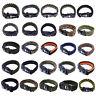 Paracorde Bracelet de Survie Compas Allume-Feu Silex Sifflet Grattoir Gear Kits