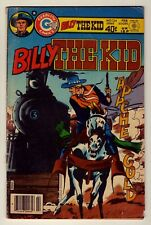 Billy the Kid #134 - 1980 Charlton - Western stories - Very Good (4.0)