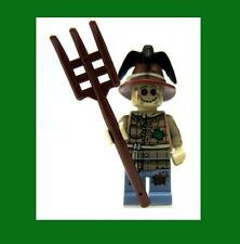 Series 11 Sealed Lego Scarecrow Wizard of Oz Farm Pitchfork Crow 71002 Minifig