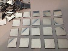100 Specchio Piastrelle Muro Adesivo Decalcomania 3d MOSAICO Stanza Arredamento STICK CASA MODERNA