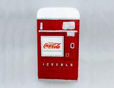 Coca Cola Getränke Automat Vending Machine 1:24 American Diorama Zubehör AD23989