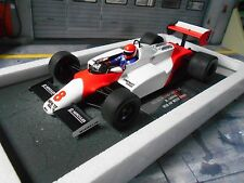 F1 McLAREN Ford Cosworth V8 MP4 / 1C 1983 #8 Lauda MP4/1C RAR  Minichamps 1:18