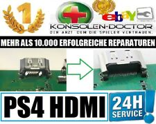 PS4 Playstation 4 HDMI V3 Port Anschluss Reparatur Blitzversand innerhalb 24Std