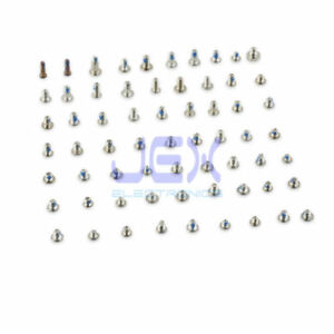Full Complete internal Screw Set Kit For Iphone 8 or 8 Plus All Screws