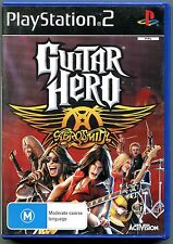 Playstation 2 Guitar Hero 'AEROSMITH'