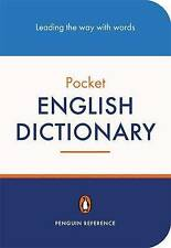 The Penguin Pocket English Dictionary (Penguin Reference), , Very Good Book