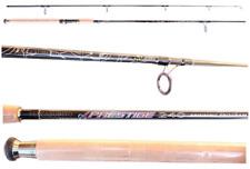 Canna Spinning Pesca Luccio Pesce Serra Barracuda - Prestige 2.40Mt 40/80Gr TP