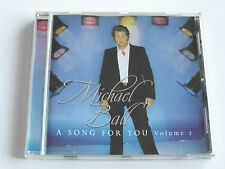 Michael Ball - A Song for You / Volume 2 (CD Album ) Used very good