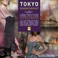 VARIOUS ARTISTS - TOKYO FASHION DISTRICT NEW CD