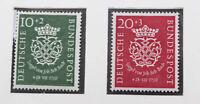 Bundesrepublik 1949 bis 2000 postfrische Sammlung in 4 Safe Alben 3.400 Euro