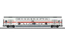 Trix Ho 23249 Ic-Doppelstockwagen 2. Clase de Ladb con Iluminación Interior #