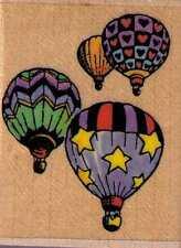 Motivo timbro Timbro MONGOLFIERA montgolfière palloncino