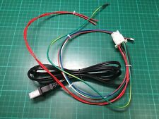 Sanwa 29 Monitor Chassis Harness RGB Cable/ 110v Power Cord And Degauss Lead