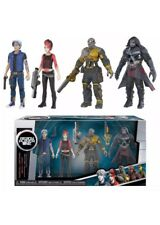 Funko Ready Player One Action Figure Set - Parzival, Artemis, Aech and I-Rok