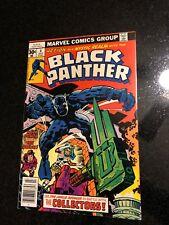 Black Panther #4 Bronze Age  Ships In Gemini Marvel Comics Nice Copy Jack Kirby