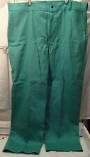 Tillman Green Welding Flame Resistant Work Pants 42 X 30 Mens Proban Fr 7a