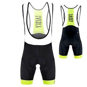 Baisky Cycling-SUHA Riding Bib Shorts Training Men's Punching Padded MTB Shorts