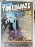 DVD Film Musicale TIME IN JAZZ con Paolo Fresu Live  NUOVO