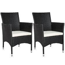 gartenst hle aus polyrattan g nstig kaufen ebay. Black Bedroom Furniture Sets. Home Design Ideas