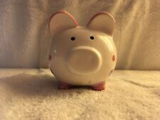 Piggy Bank with Polka Dots