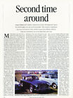 AC Aceca - Car Original Print Article J212