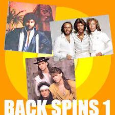 Ultimix Back Spins 1 CD Remixes Old School 80's & 90's