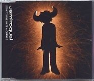 JAMIROQUAI Give hate MIX EDIT UK CD Single Steve mac