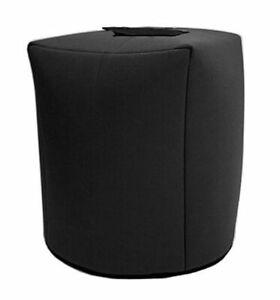 """Ampeg BA-210 V2 2x10 Bass Combo Amp Cover - 1/2"""" Padded, Black, Tuki (ampe162p)"""