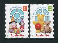 50 YEARS PLAYSCHOOL 2016 - MNH SET OF TWO (G83)